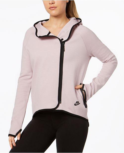 b4c3604f1800 Nike Sportswear Tech Fleece Cape   Reviews - Jackets   Blazers ...