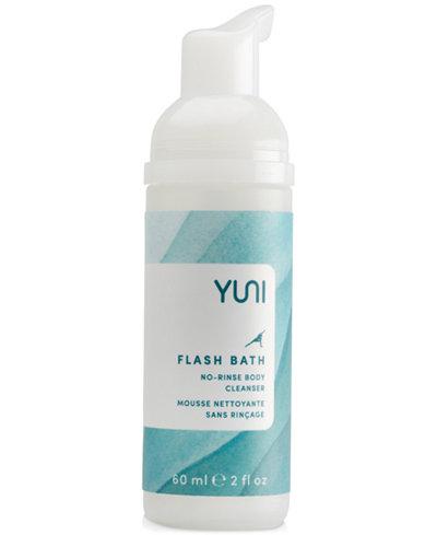 Yuni Flash Bath No-Rinse Body Cleanser, 2 fl. oz.