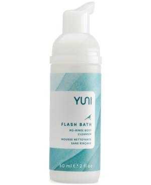 Yuni Flash Bath NoRinse Body Cleanser 2 fl oz