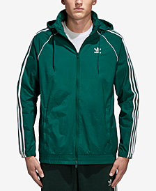 adidas Originals Men's Superstar adicolor Windbreaker