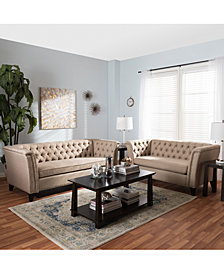 Prima Living Room Collection, Quick Ship