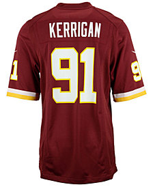 Nike Men's Ryan Kerrigan Washington Redskins Game Jersey