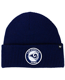 '47 Brand Los Angeles Rams Ice Block Cuff Knit Hat
