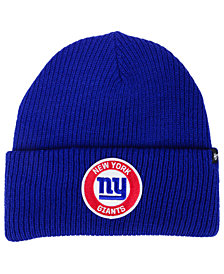 '47 Brand New York Giants Ice Block Cuff Knit Hat