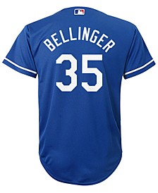 Cody Bellinger Los Angeles Dodgers Player Replica Cool Base Jersey, Big Boys (8-20)