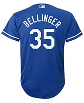 Majestic Cody Bellinger Los Angeles Dodgers Player Replica Cool Base Jersey c3c6e31d7