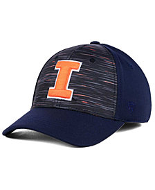 Top of the World Illinois Fighting Illini Flash Stretch Cap