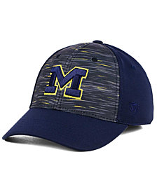Top of the World Michigan Wolverines Flash Stretch Cap