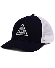 Top of the World Michigan Wolverines Present Mesh Cap