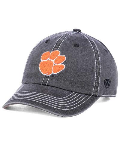 Top of the World Clemson Tigers Grinder Adjustable Cap