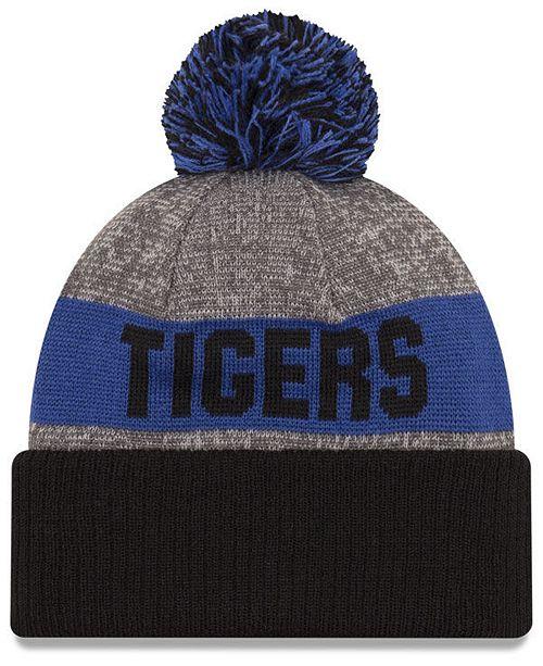 7eb06c35ad5 ... inexpensive new era memphis tigers sport knit hat sports fan shop by  lids 90aa3 db7ab
