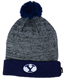 Nike BYU Cougars Heather Pom Knit Hat