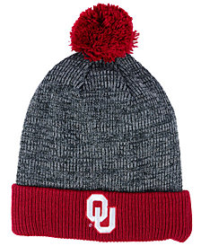 Nike Oklahoma Sooners Heather Pom Knit Hat