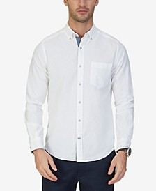 Men's Big & Tall Oxford Shirt