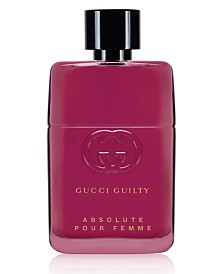 Gucci Guilty Absolute Pour Femme Eau de Parfum Spray, 1.6-oz.