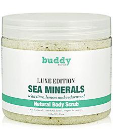 Buddy Scrub Sea Minerals Natural Body Scrub, 12.35-oz.