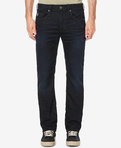 Buffalo David Bitton Men's Fred X Slim Straight Fit Stretch Jeans
