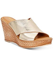 Bella Vita Edi-Italy Wedge Sandals