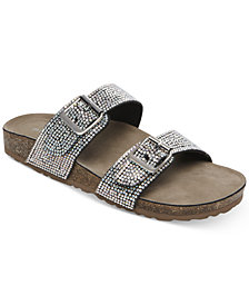 Madden Girl Brando Footbed Sandals
