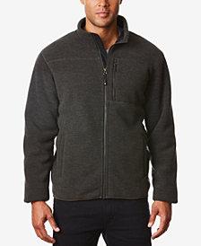 32 Degrees Men's Full-Zip Fleece Jacket