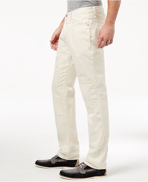 9f3401bac ... Tommy Hilfiger Men's Straight-Fit Cali Patchwork Jeans, Created for  Macy's ...