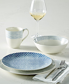 Noritake Dinnerware Hammock Collection, Created for Macy's