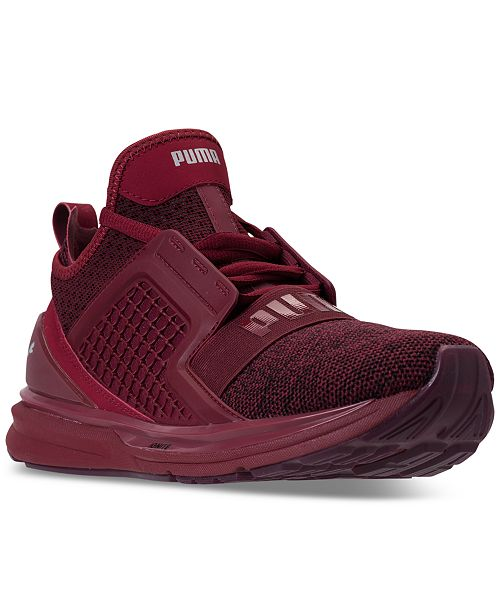 d6ad4105475 Puma Men s Ignite Limitless Knit Casual Sneakers from Finish Line ...