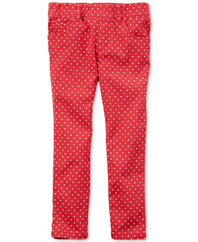 Carter's Polka-Dot Pants, Little Girls & Big Girls