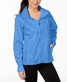 Women's Switchback Waterproof Packable Rain Jacket