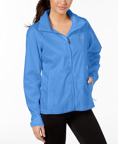 Columbia Switchback Waterproof Packable Rain Jacket