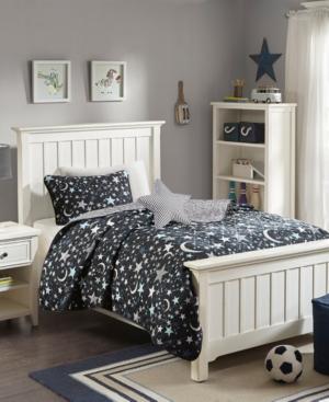 Mi Zone Kids Starry Night 3Pc Twin Coverlet Set Bedding