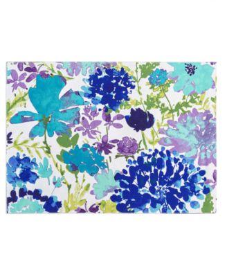 Garden Floral Placemat