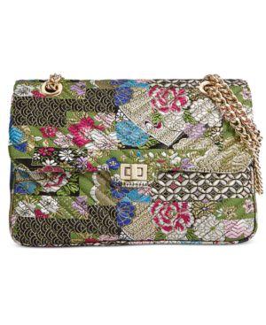 Steve Madden Ainsley Flapover Chain Strap Shoulder Bag 5375649