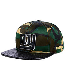 Pro Standard New York Giants Woodland Strapback Cap