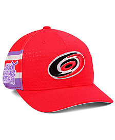 adidas Carolina Hurricanes Hockey Fights Cancer Stretch Cap