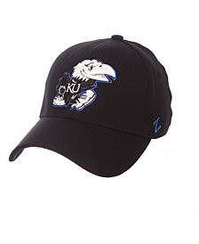 Zephyr Kansas Jayhawks Finisher Stretch Cap