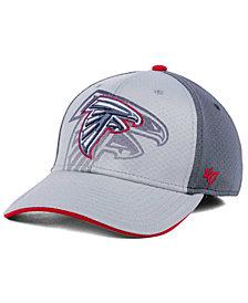 '47 Brand Atlanta Falcons Greyscale Contender Flex Cap