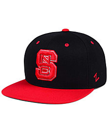 Zephyr North Carolina State Wolfpack Phantom Snapback Cap