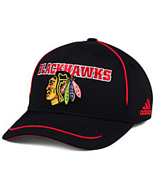 adidas Chicago Blackhawks Piper Adjustable Cap