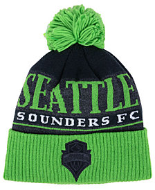 adidas Seattle Sounders FC Pom Knit