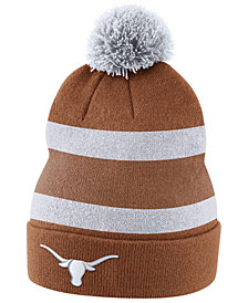 Nike Texas Longhorns Sideline Knit Hat