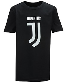 Outerstuff Juventus Primary Logo T-Shirt, Big Boys