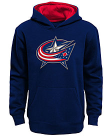 Outerstuff Columbus Blue Jackets Prime Hoodie, Big Boys (8-20)