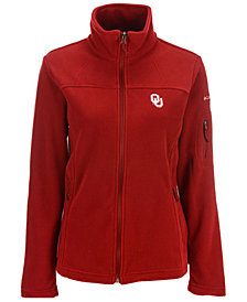 Columbia Women's Oklahoma Sooners  Give and Go Jacket