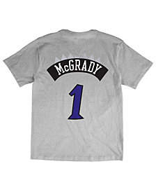 Mitchell & Ness Men's Tracy McGrady Toronto Raptors Hardwood Classic Player T-Shirt