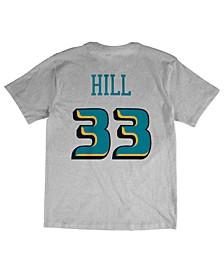 Men's Grant Hill Detroit Pistons Hardwood Classic Player T-Shirt