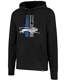 '47 Brand Men's Detroit Lions Retro Knockaround Hoodie