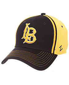 Zephyr Long Beach State 49ers Pattern Pipe Stretch Cap