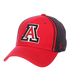 Zephyr Arizona Wildcats Pattern Pipe Stretch Cap