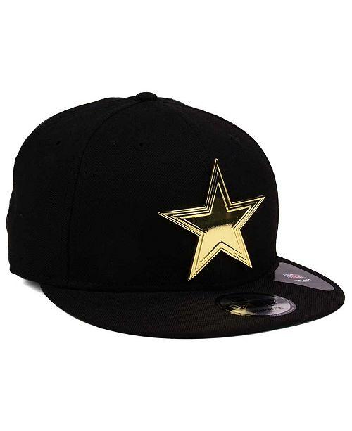 los angeles eb337 d456d ... where can i buy new era dallas cowboys ogold 9fifty snapback cap sports  fan shop ac486